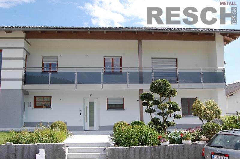 Edelstahl Und Aluminium Balkone Und Gelander Resch Metall Design